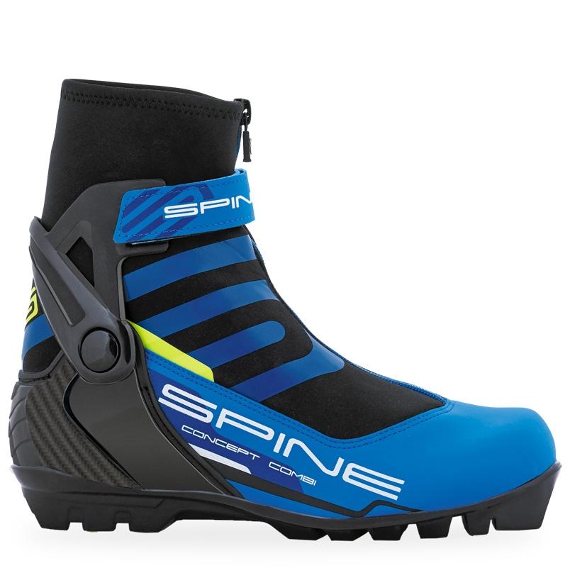 Лыжные ботинки SNS Spine Concept Combi 468, от интернет-магазина Spine-equip